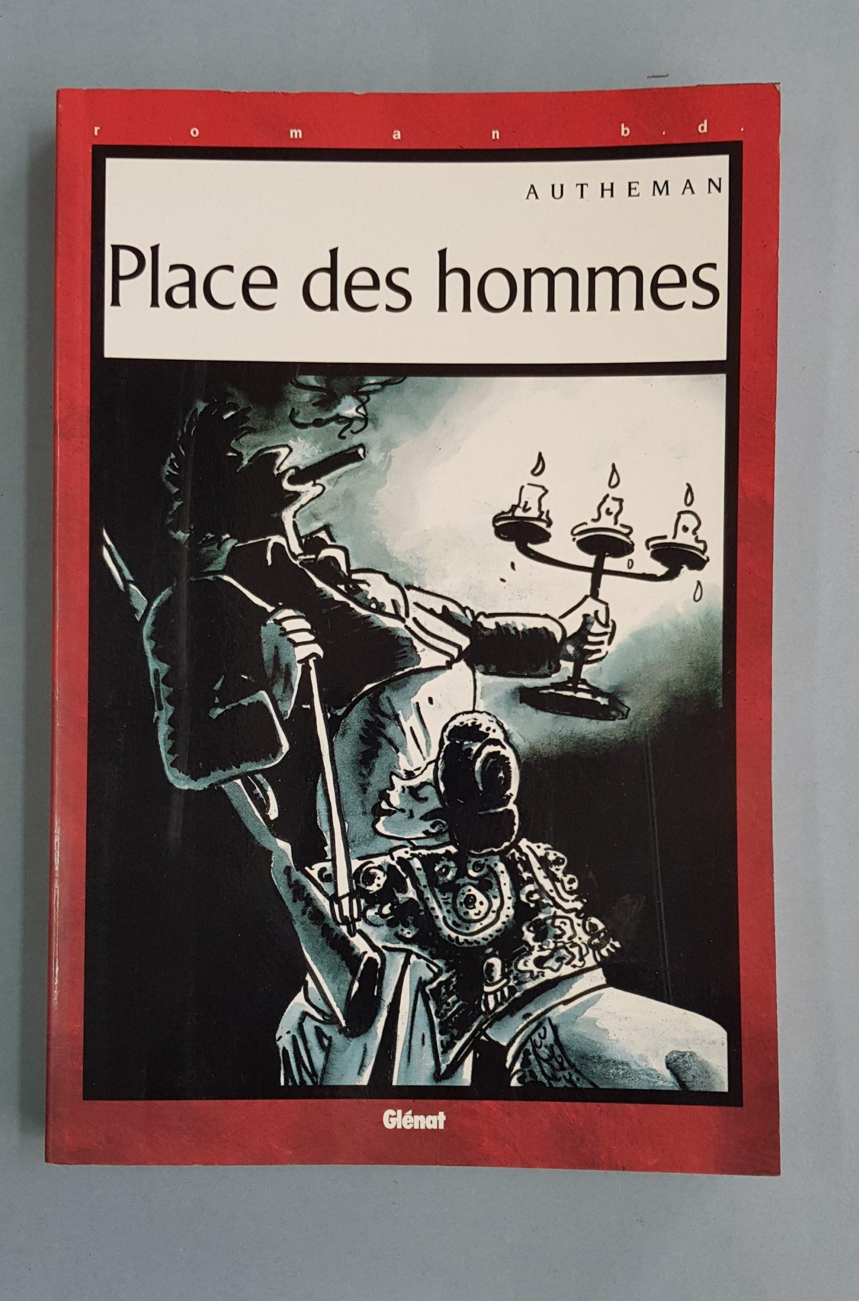 AUTHEMAN – PLACE DES HOMMES