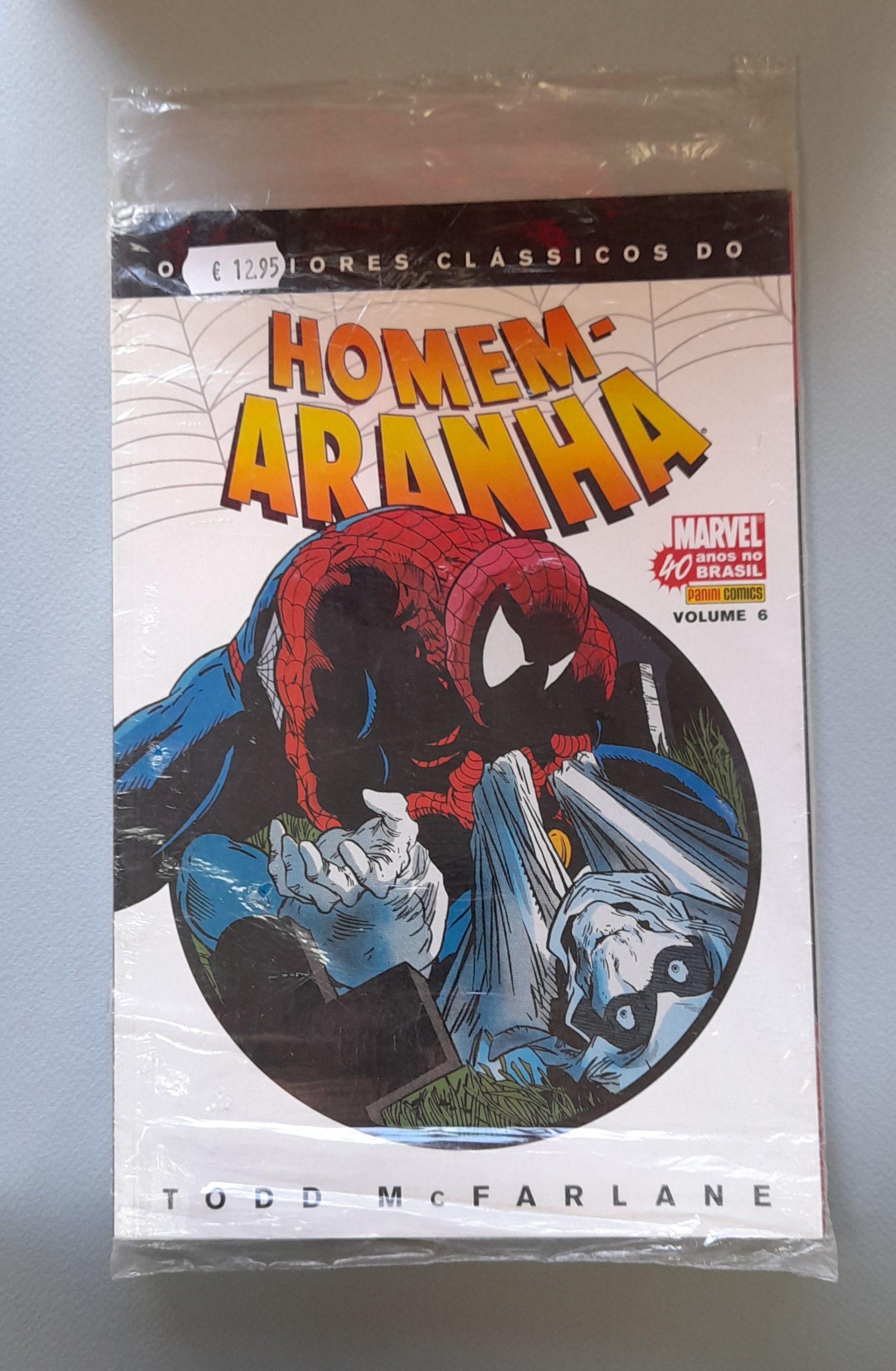 Maiores Clássicos do Homem-Aranha n° 6