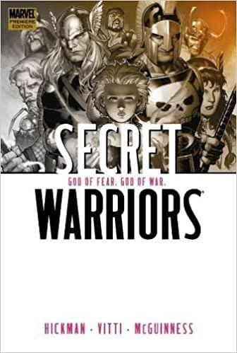 SECRET WARRIORS PREM HC VOL 02 GOD OF FEAR GOD OF WAR