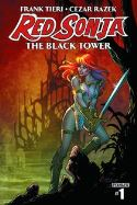 RED SONJA BLACK TOWER (MS 4)