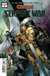 CONAN SERPENT WAR  (MS 4)