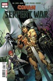 CONAN SERPENT WAR (MS 4)