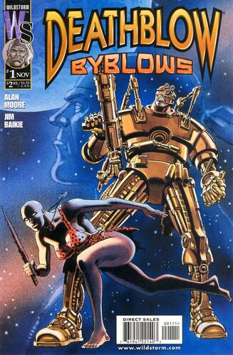 DEATHBLOW: BYBLOWS (MS 3)