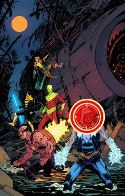 FOREVER EVIL ROGUES REBELLION (MS 6)