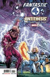 FANTASTIC FOUR ANTITHESIS (MS 4)