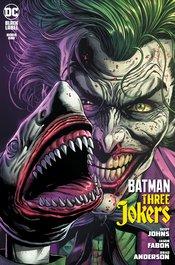 BATMAN THREE JOKERS (MS 3)