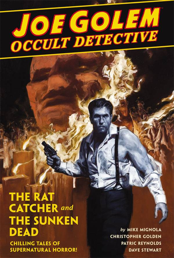 JOE GOLEM OCCULT DETECTIVE RAT CATCHER & SUNKEN DEAD (MS 5)