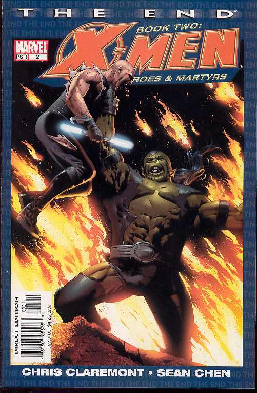 X-MEN THE END HEROES AND MARTYRS (MS 6)