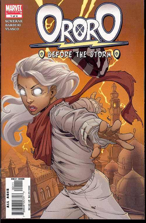 ORORO BEFORE THE STORM (MS 4)