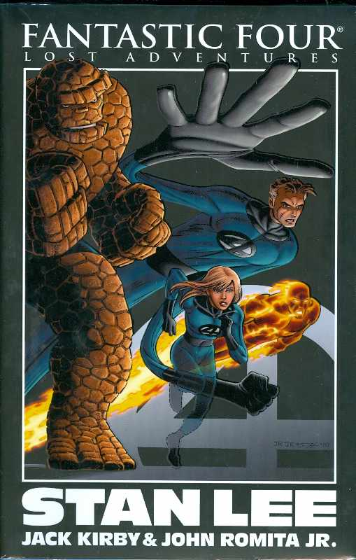 FANTASTIC FOUR PREM HC LOST ADVENTURES BY STAN LEE