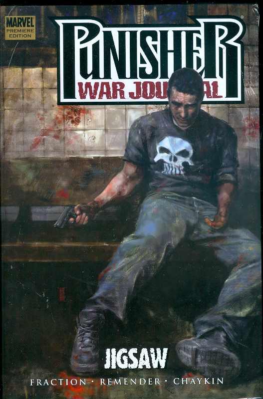 PUNISHER WAR JOURNAL PREM HC VOL 04 JIGSAW