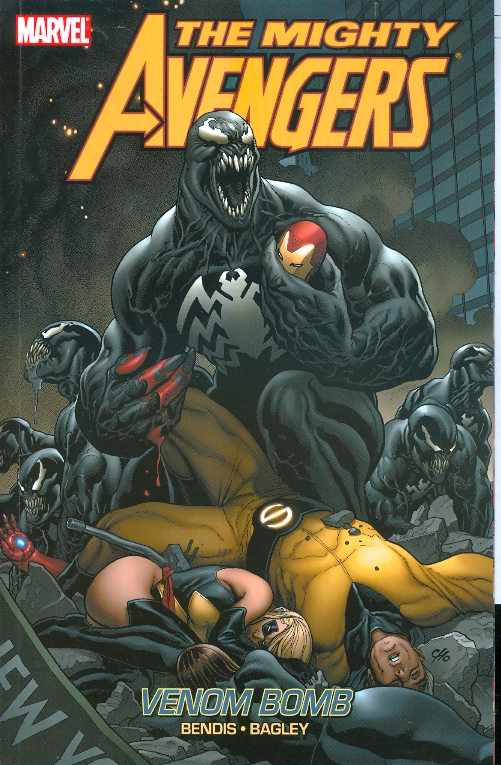 MIGHTY AVENGERS TP VOL 02 VENOM BOMB