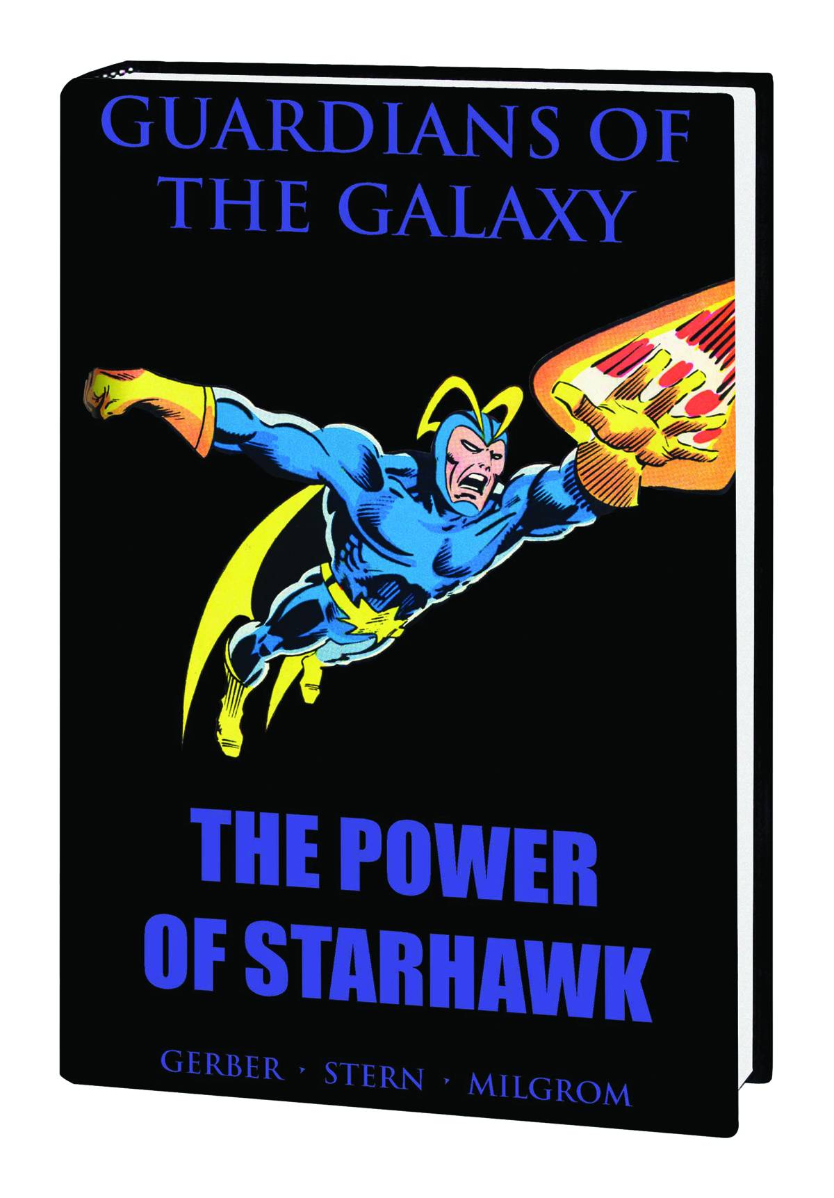 GUARDIANS OF GALAXY PREM HC VOL 02 POWER STARHAWK