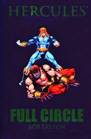 HERCULES FULL CIRCLE PREM HC