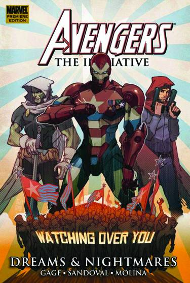 AVENGERS INITIATIVE PREM HC DREAMS & NIGHTMARES