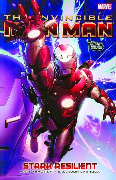 INVINCIBLE IRON MAN PREM HC VOL 05 RESILIENT BOOK 01