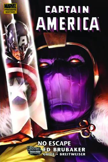 CAPTAIN AMERICA PREM HC NO ESCAPE