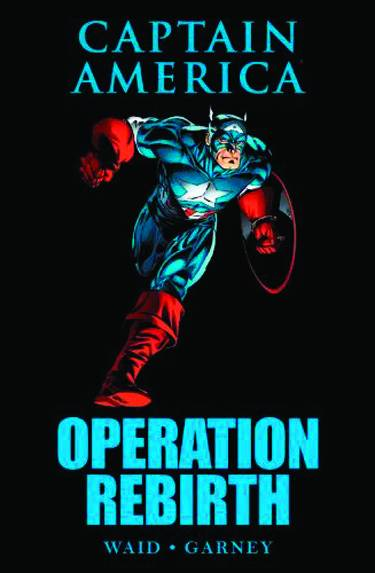 CAPTAIN AMERICA OPERATION REBIRTH PREM HC
