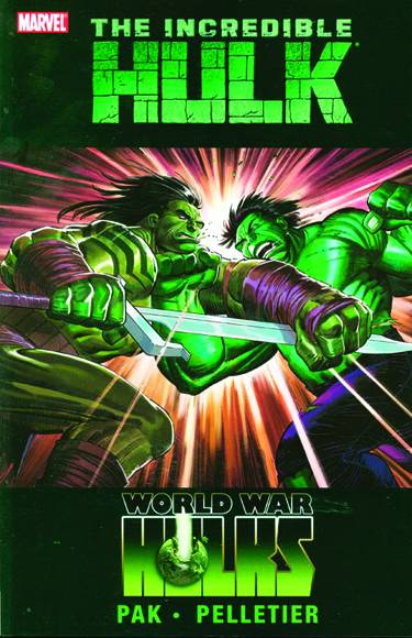 INCREDIBLE HULK PREM HC VOL 03 WORLD WAR HULKS