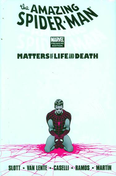 SPIDER-MAN MATTERS OF LIFE AND DEATH PREM HC