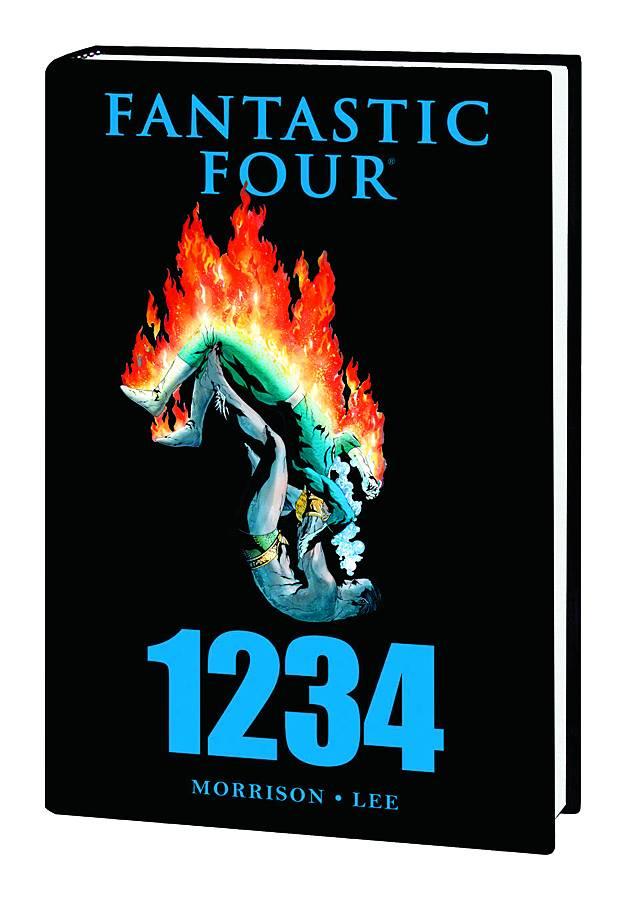 FANTASTIC FOUR 1234 PREM HC