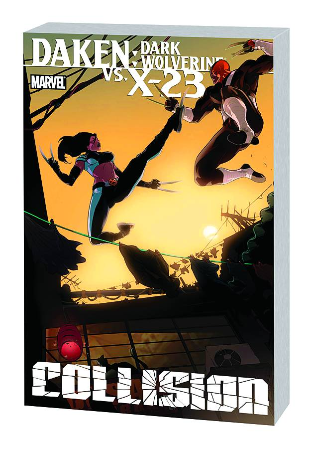 DAKEN AND X-23 PREM HC COLLISION