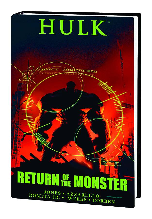 HULK RETURN OF MONSTER PREM HC