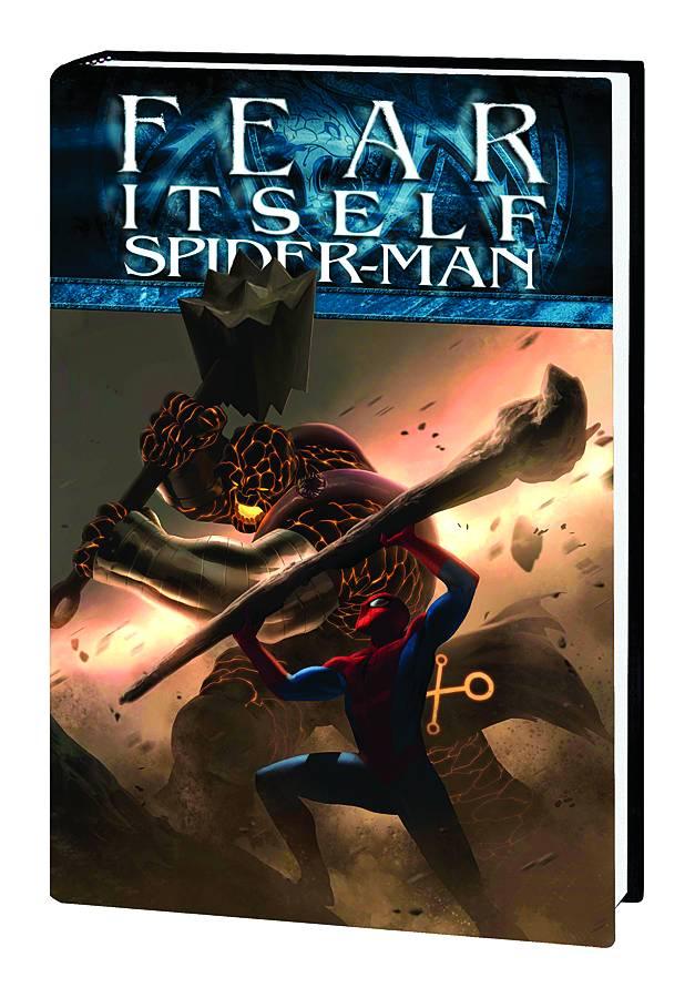 FEAR ITSELF SPIDER-MAN PREM HC