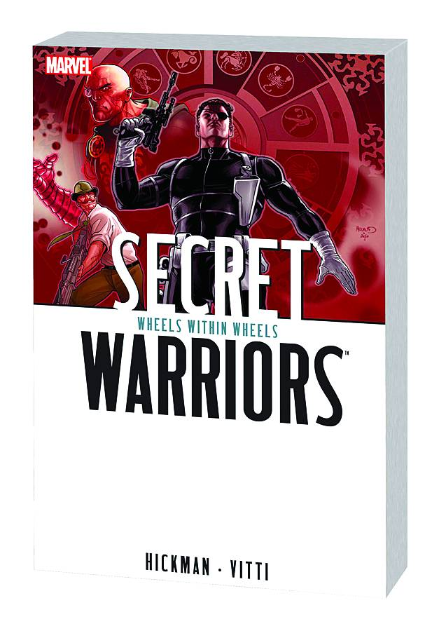 SECRET WARRIORS PREM HC VOL 06 WHEELS WITHIN WHEELS