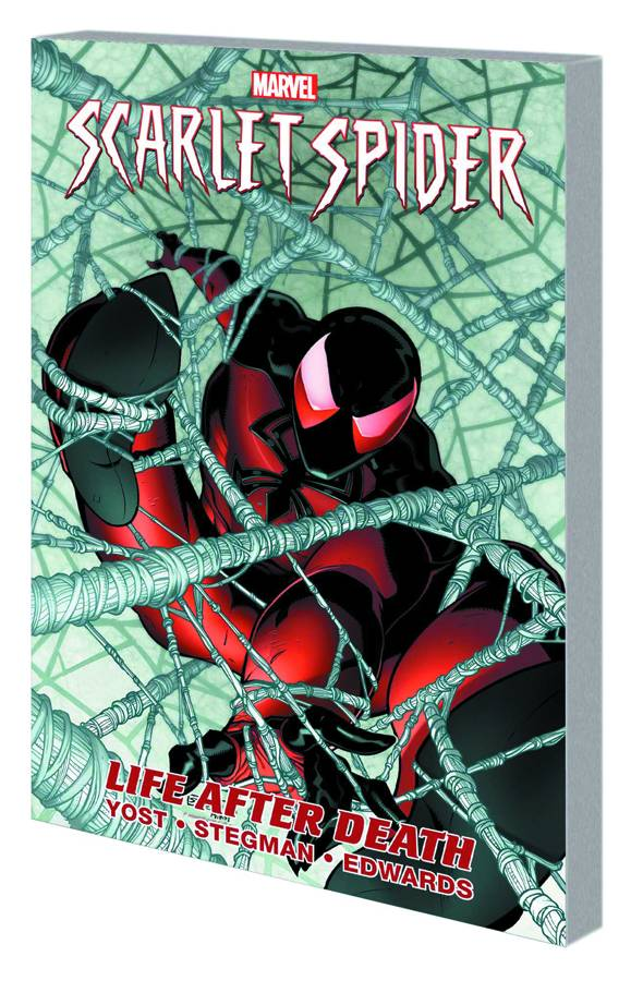 SCARLET SPIDER TP VOL 01 LIFE AFTER DEATH