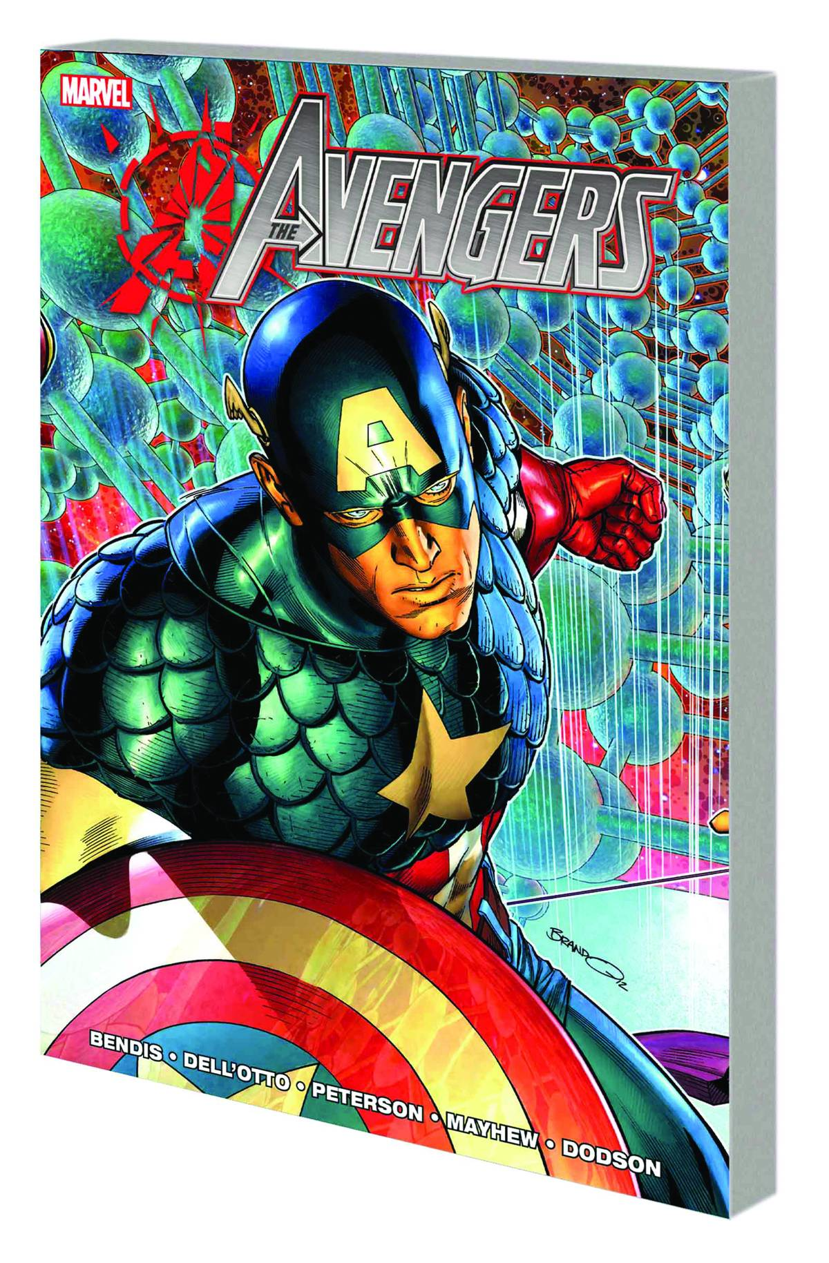 AVENGERS BY BRIAN MICHAEL BENDIS PREM HC VOL 05