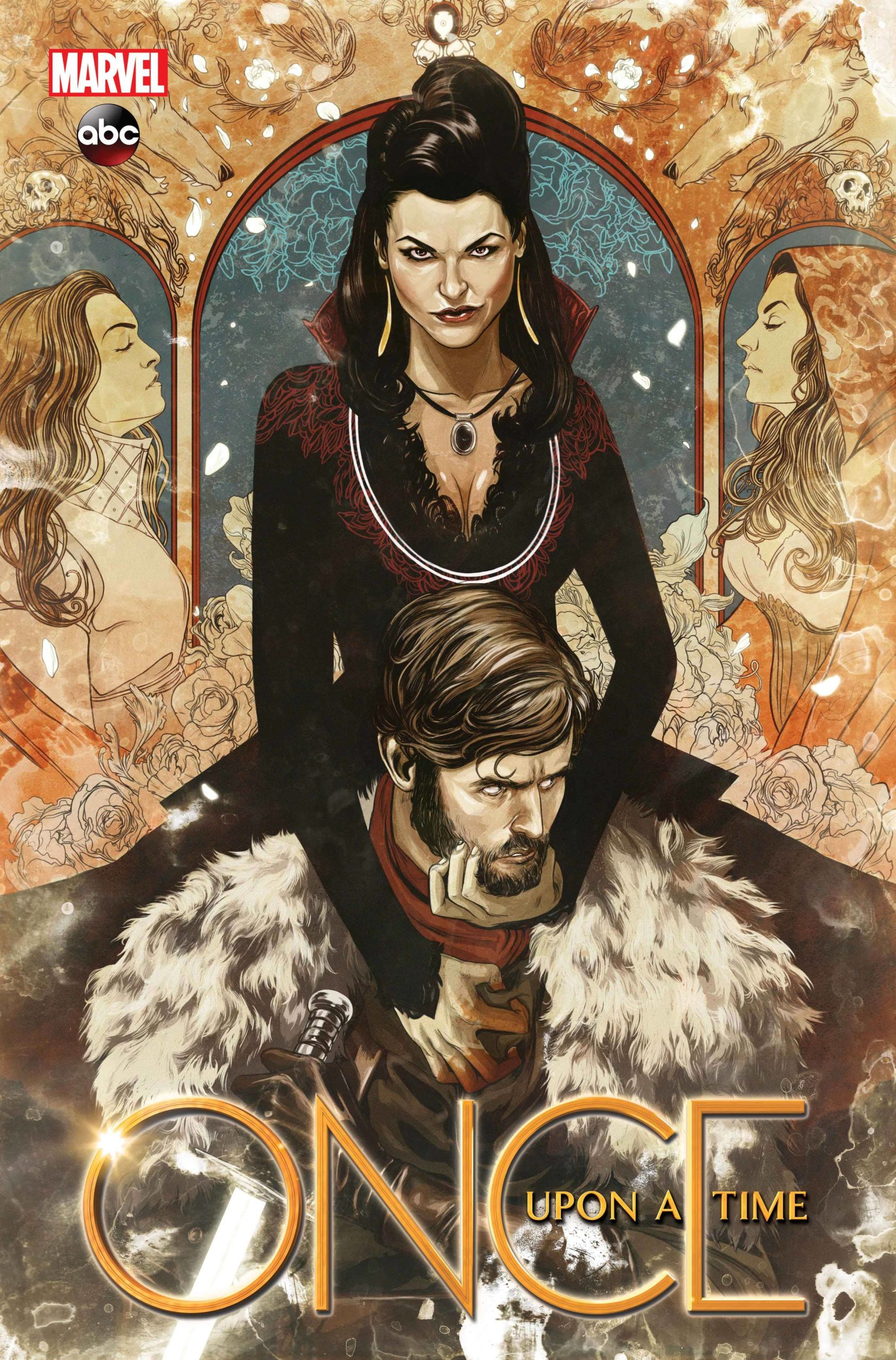 ONCE UPON A TIME PREM HC SHADOW OF THE QUEEN