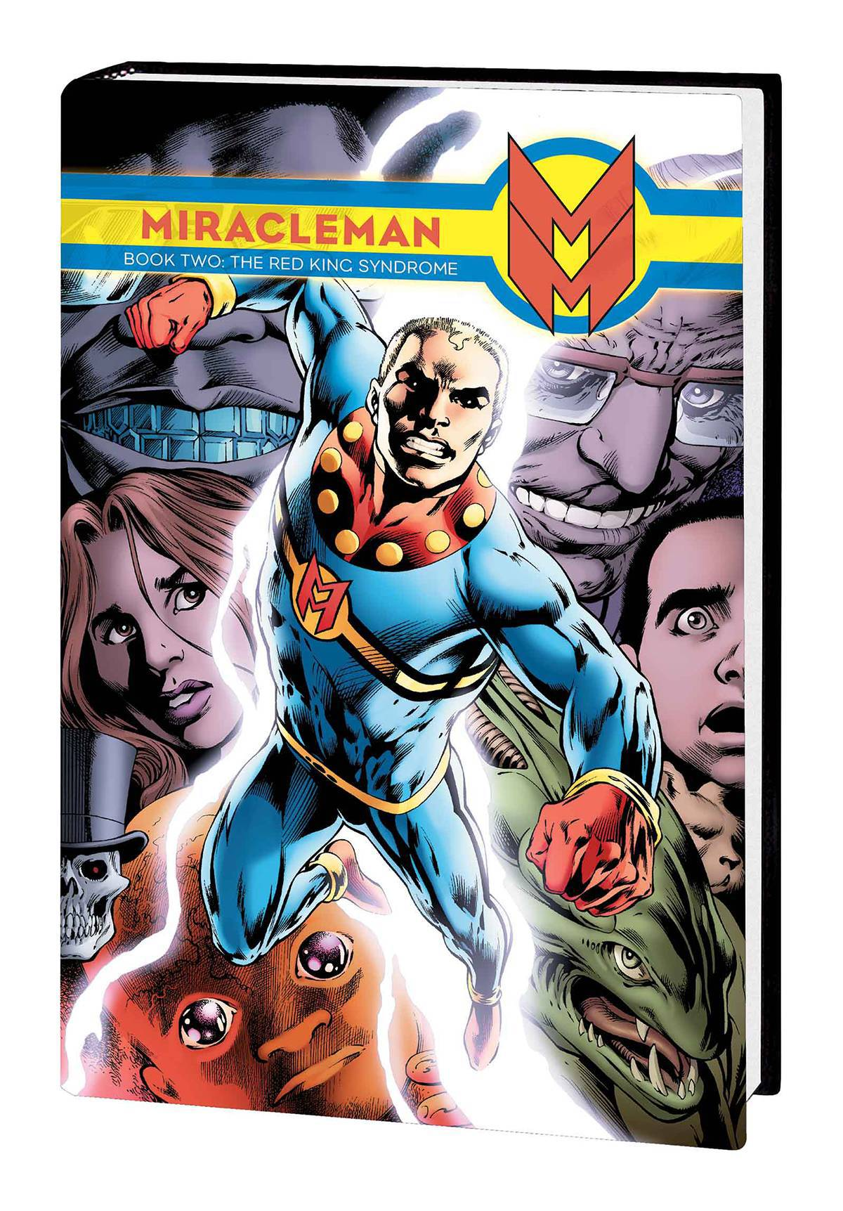 MIRACLEMAN PREM HC BOOK 02 RED KING SYNDROME