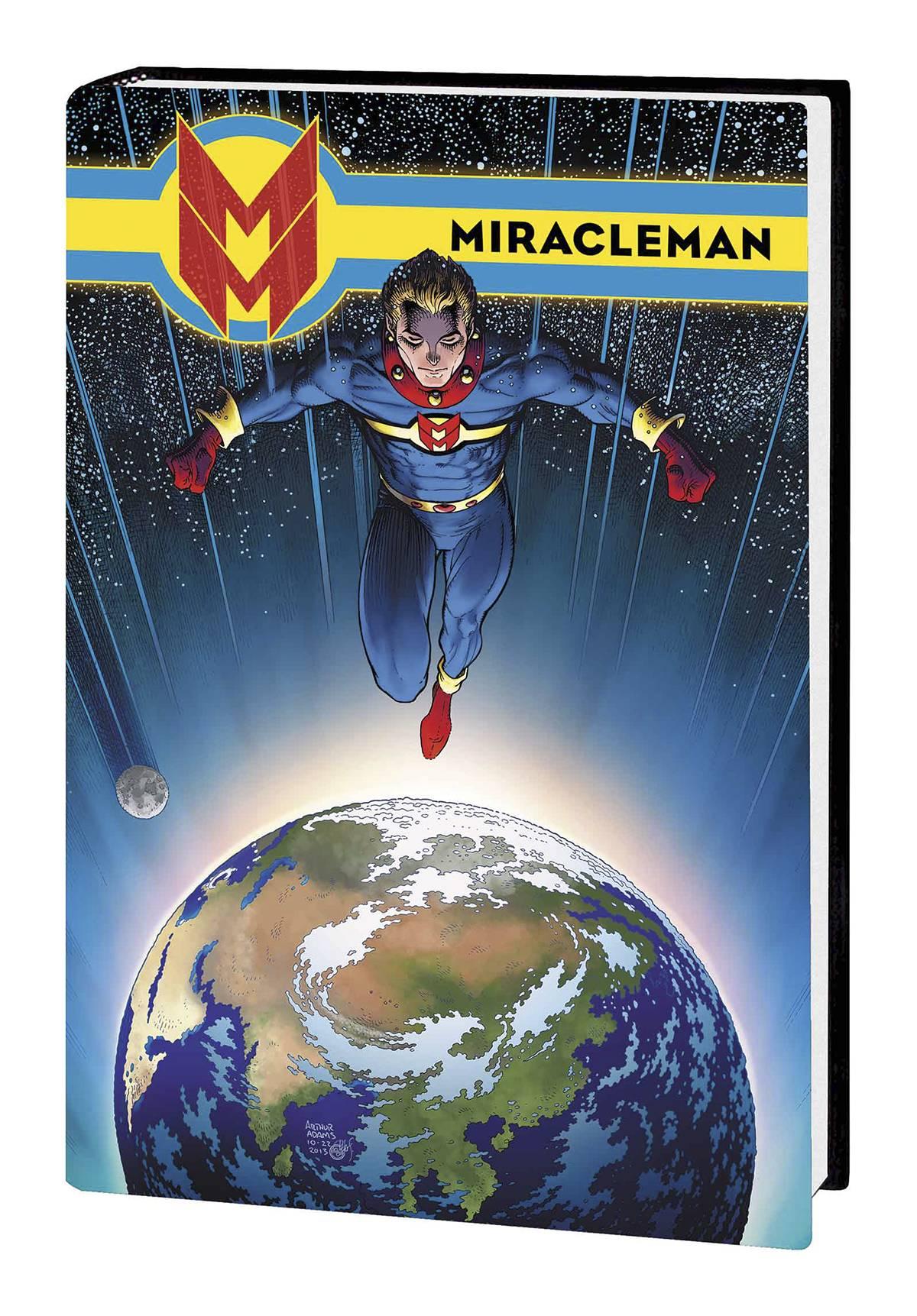 MIRACLEMAN PREM HC BOOK 03 OLYMPUS DM TOTLEBEN VAR ED (MR)