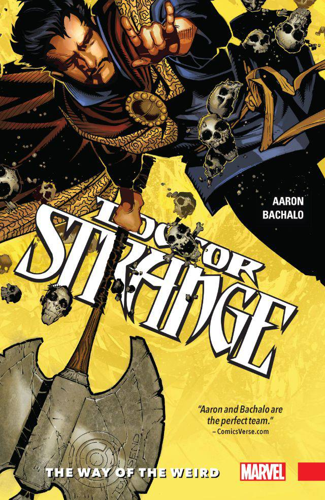 DOCTOR STRANGE PREM HC VOL 01 WAY OF WEIRD