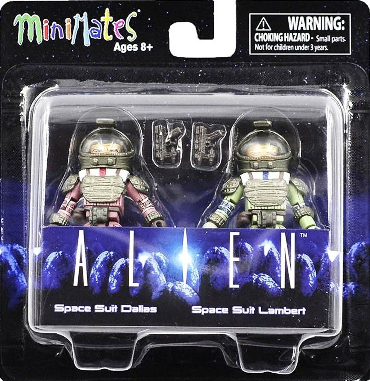 ALIENS MINIMATES SERIES 3 ASST SPACE SUIT DALLAS/SPACE SUIT LAMBERT