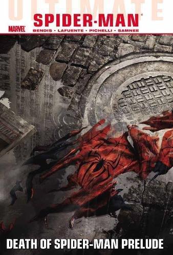 ULTIMATE COMICS SPIDER-MAN PREM HC DEATH PRELUDE