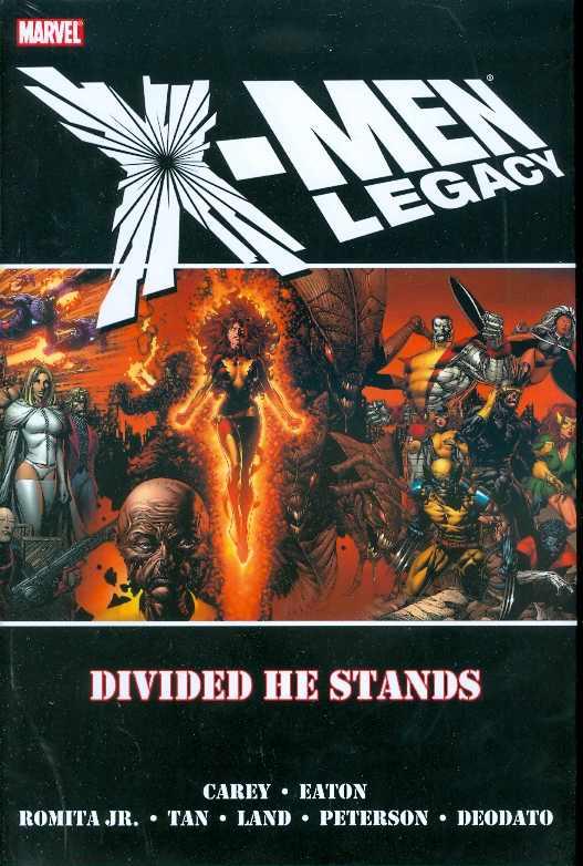 X-MEN LEGACY PREM HC VOL 01 DIVIDED HE STANDS