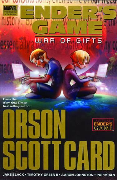 ENDERS GAME WAR OF GIFTS PREM HC