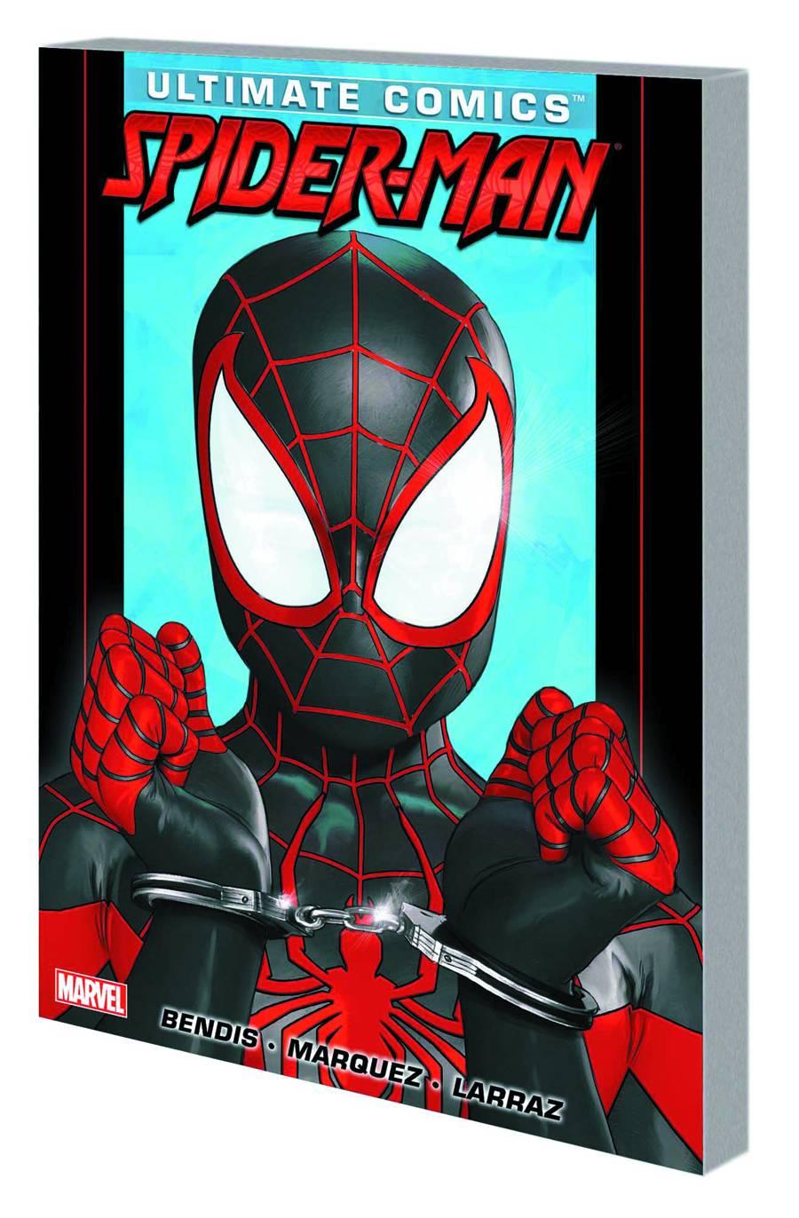 ULTIMATE COMICS SPIDER-MAN BY BENDIS PREM HC VOL 03