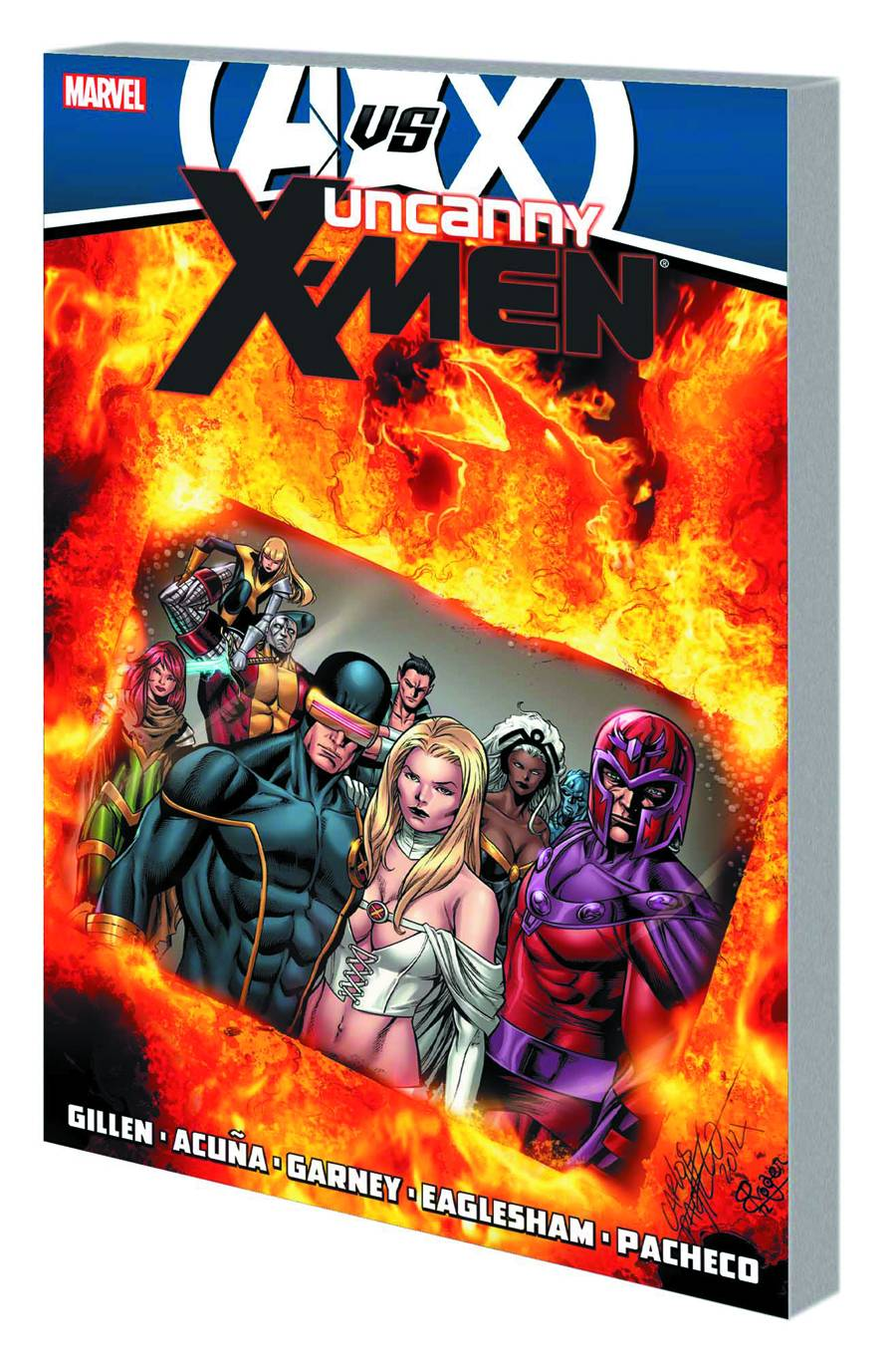 UNCANNY X-MEN BY KIERON GILLEN PREM HC VOL 04 AVX