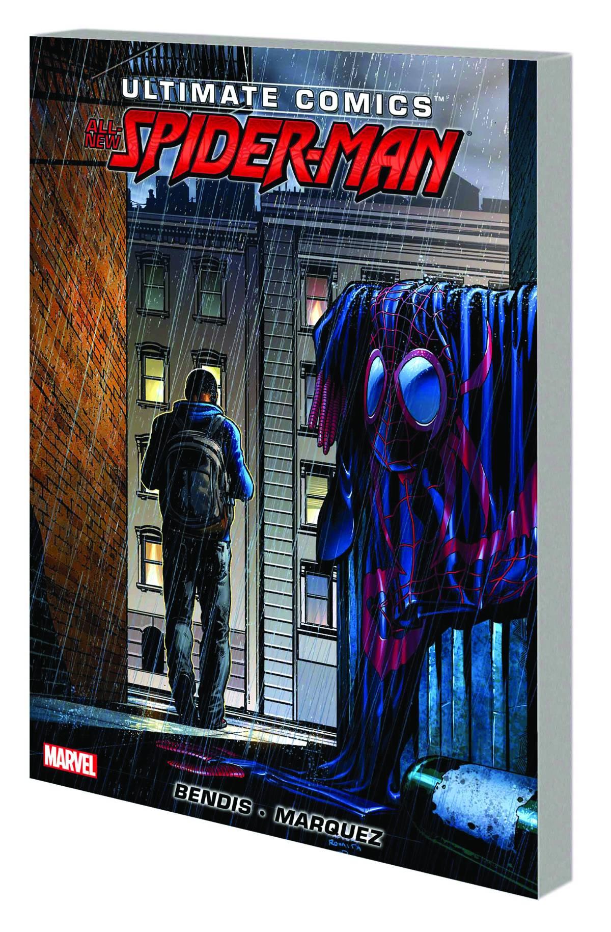 ULTIMATE COMICS SPIDER-MAN BY BENDIS PREM HC VOL 05