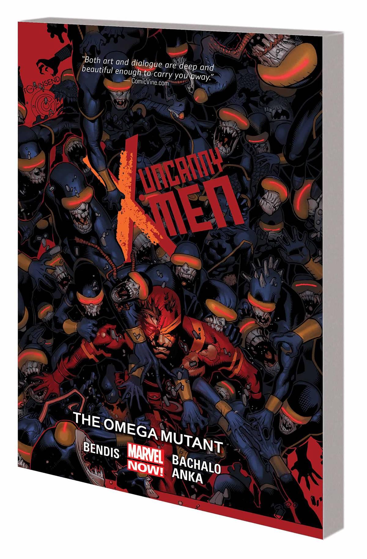 UNCANNY X-MEN PREM HC VOL 05 OMEGA MUTANT