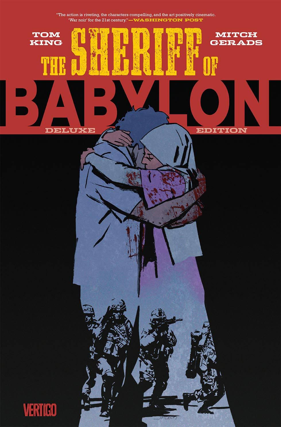SHERIFF OF BABYLON DELUXE ED HC