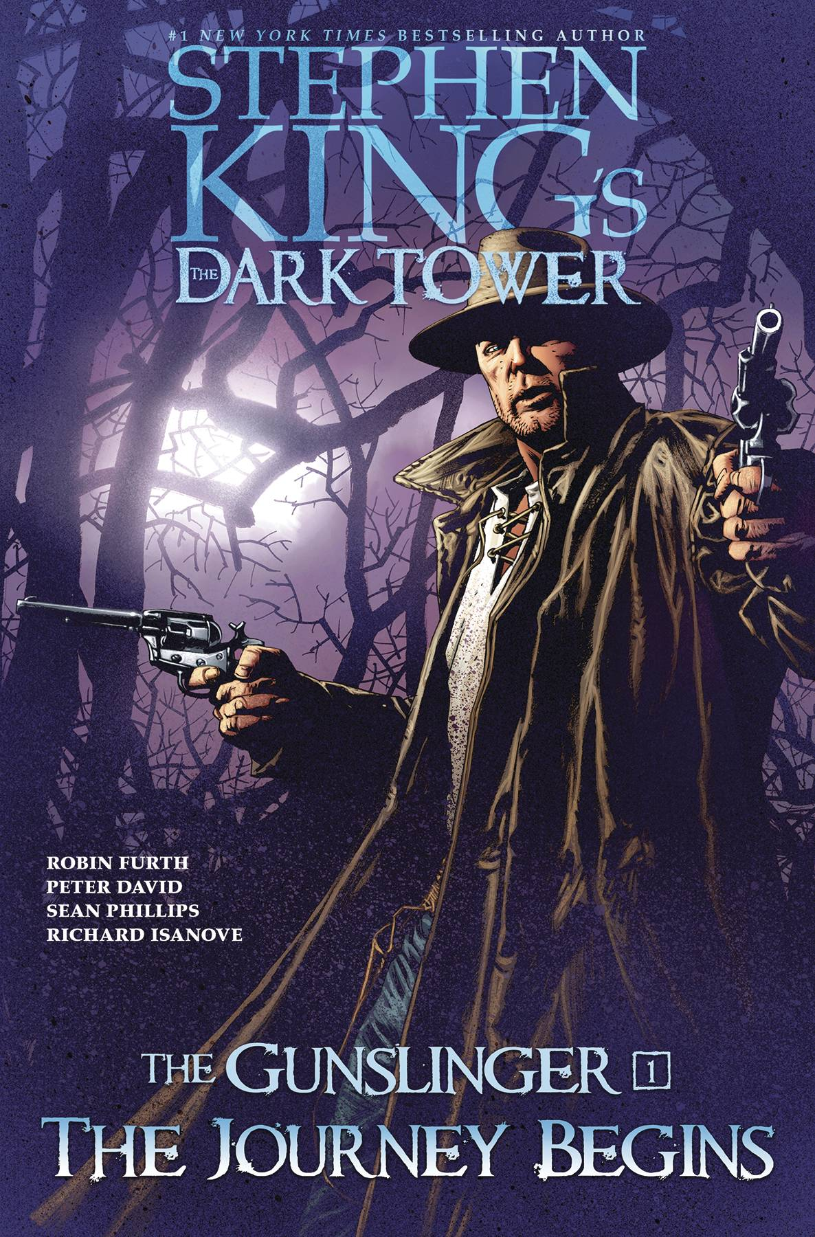 DARK TOWER GUNSLINGER HC VOL 01 JOURNEY BEGINS