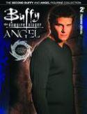 BUFFY & ANGEL FIGURINE COLL MAG #2 ANGEL