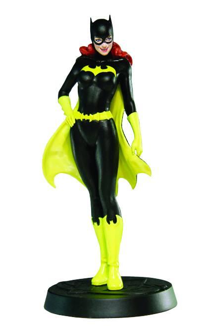 DC SUPERHERO FIG COLL MAG #95 BATGIRL CLASSIC