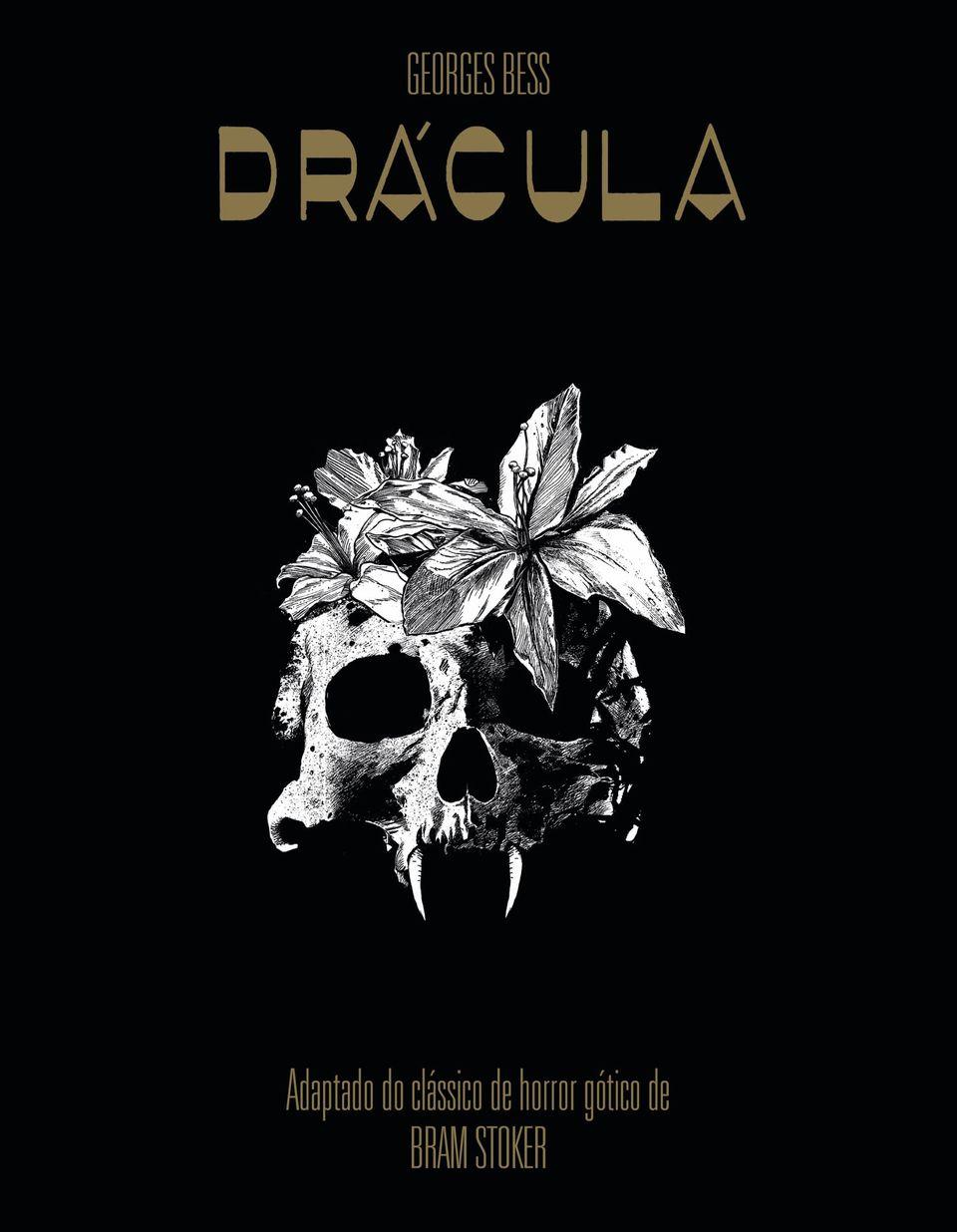 Drácula de Bram Stoker;  Georges Bess