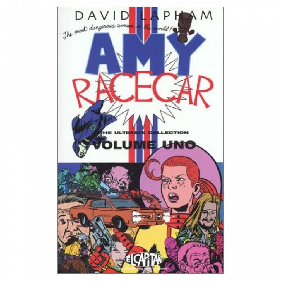 Amy Racecar Ultimate Collection