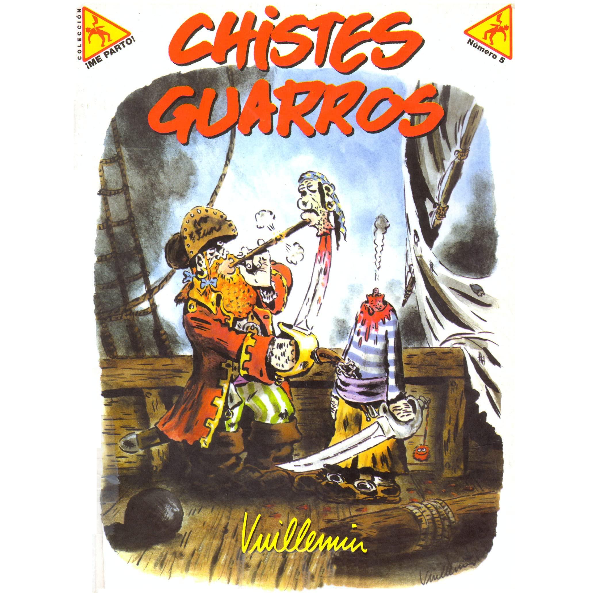 CHISTES GUARROS